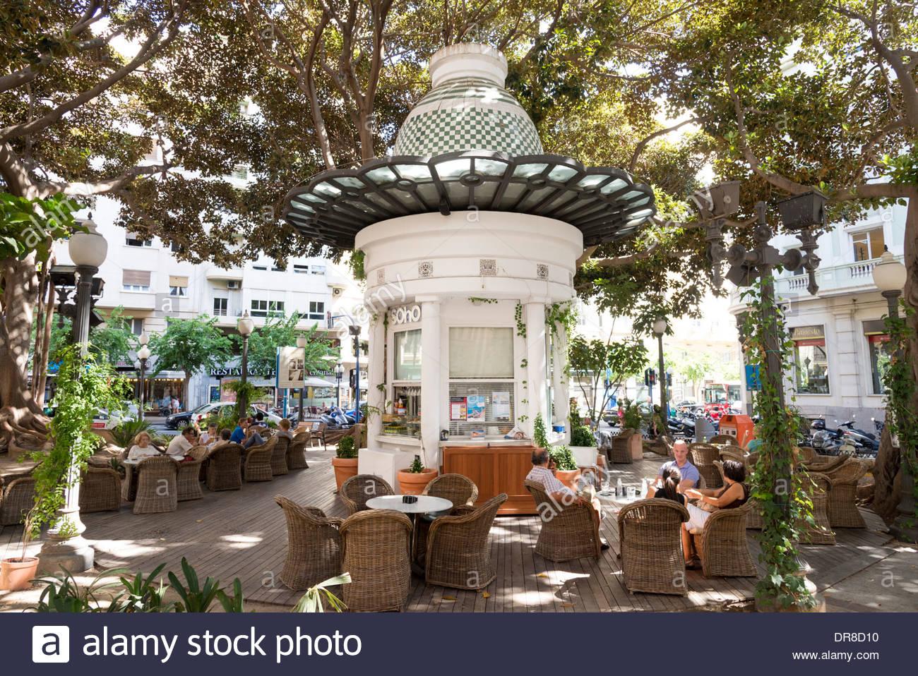 Soho Park Cafe