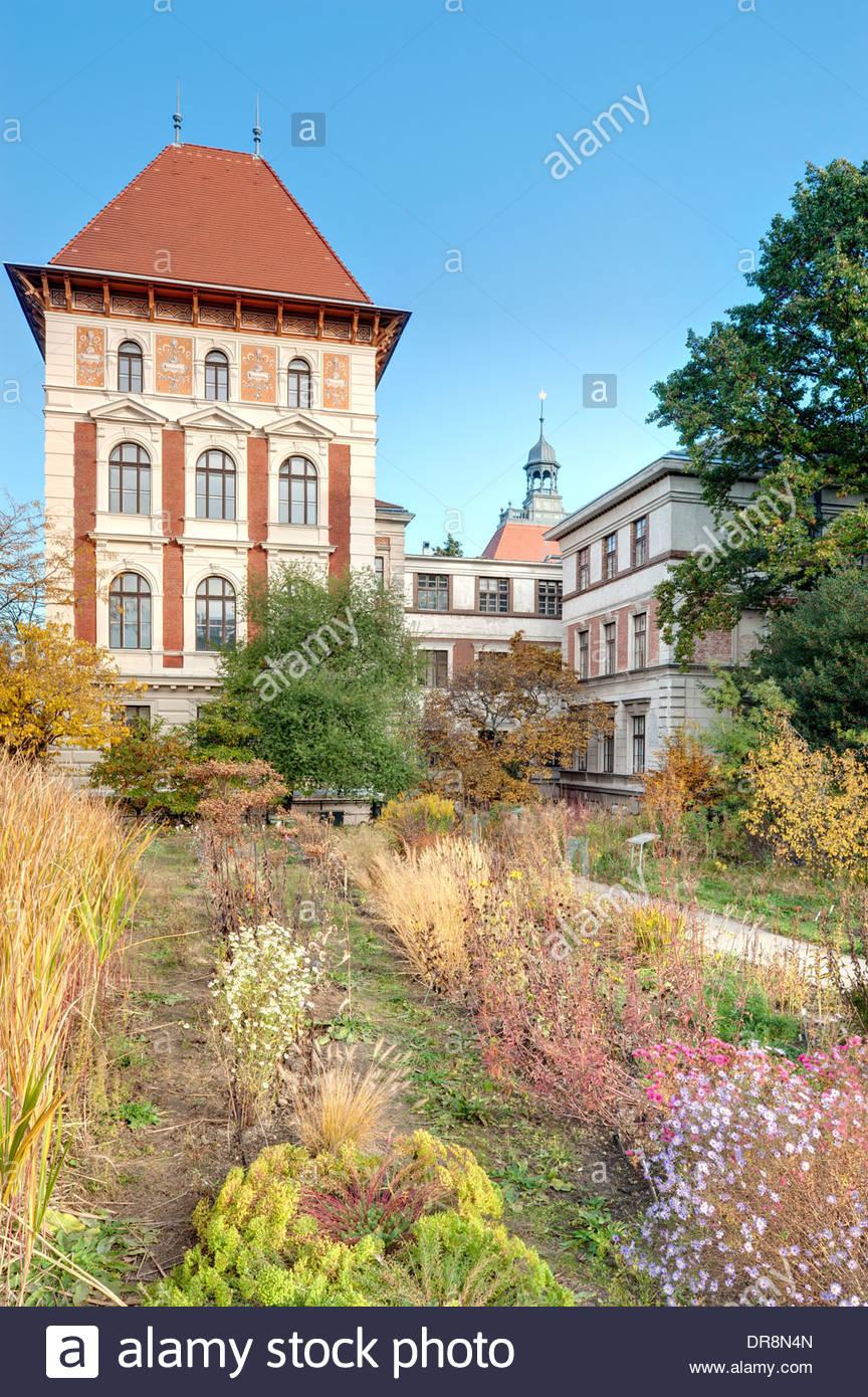 Wien, Universität für Bodenkultur - Stock Image