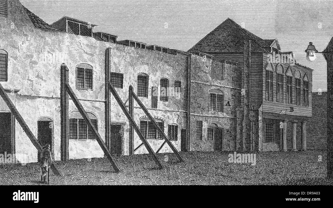 MARSHALSEA 1803 - Stock Image