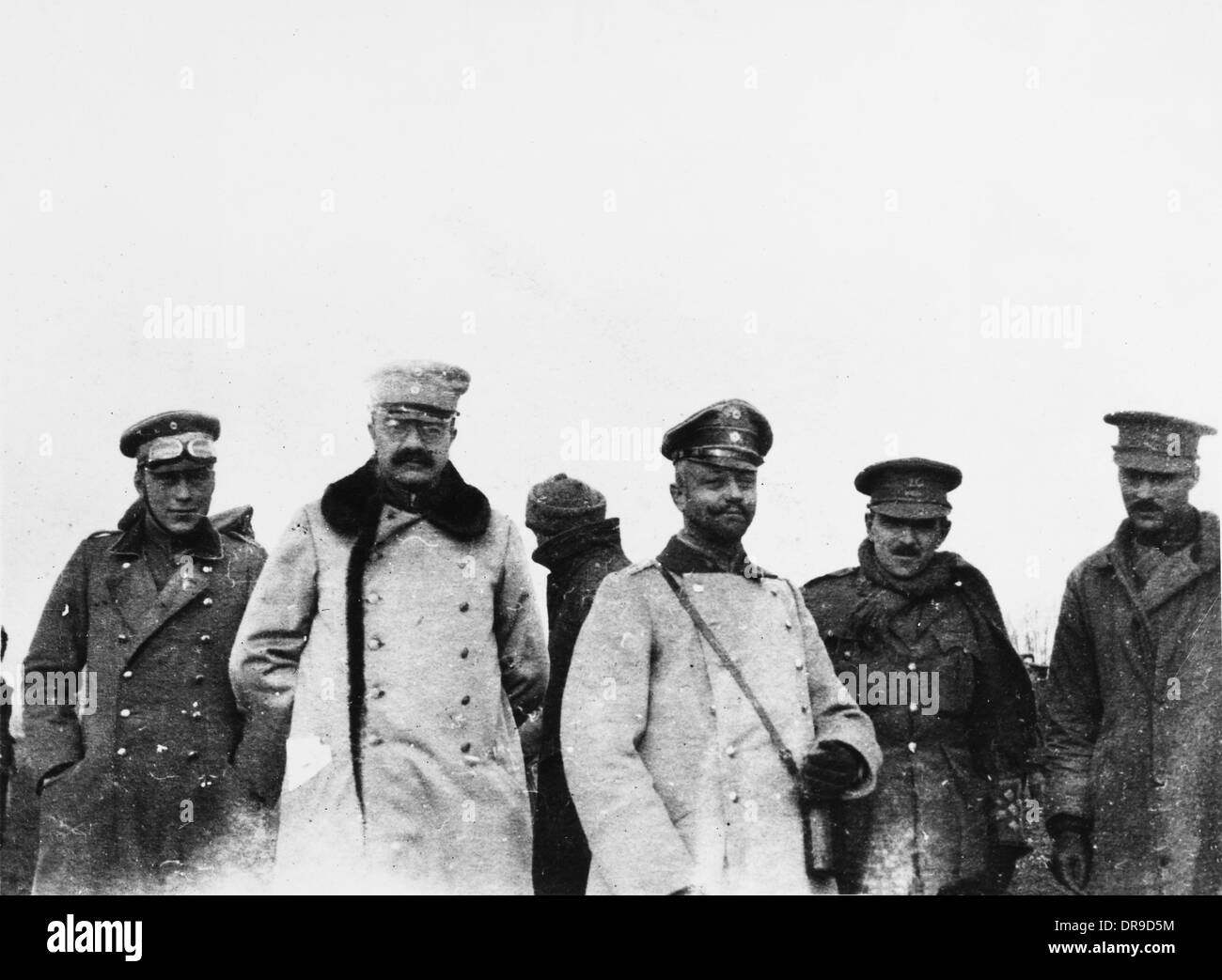 Christmas truce 1914 Stock Photo: 65976112 - Alamy