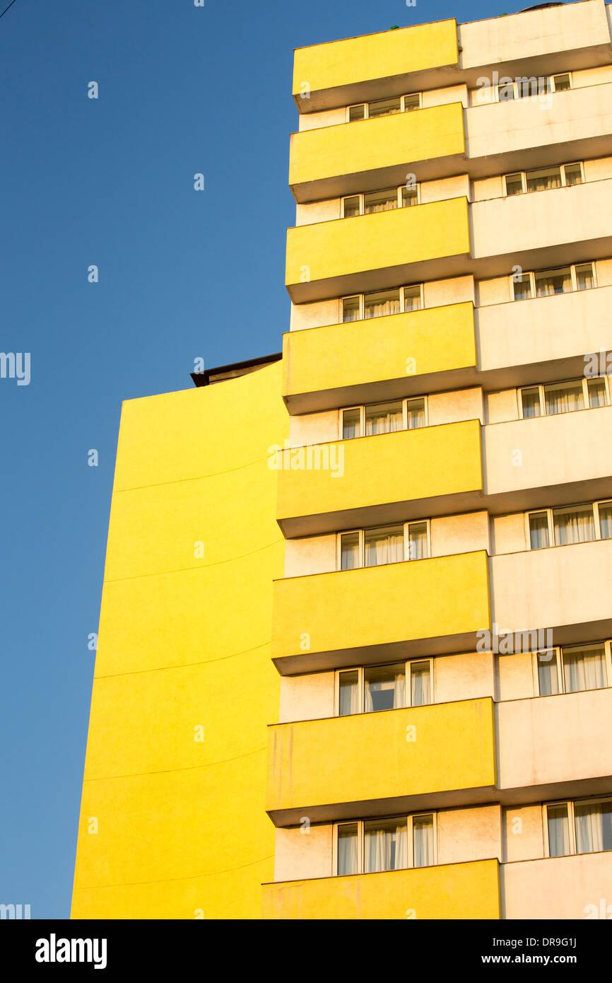 The Lemon Tree hotel in Ahmedabad, India. - Stock Image