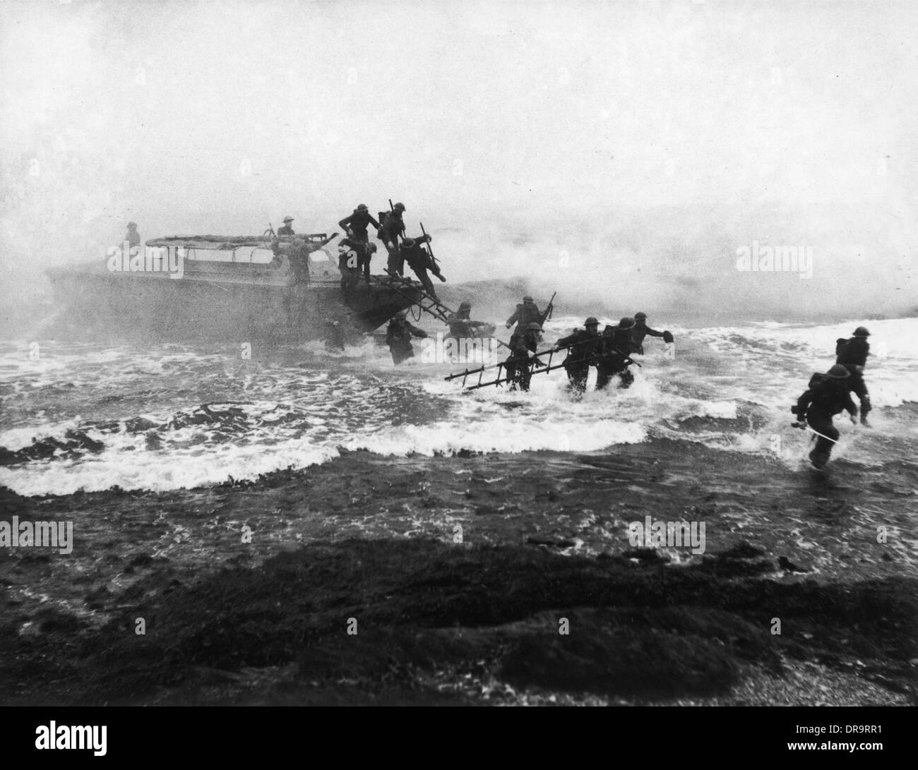 World War II 1941 - Stock Image