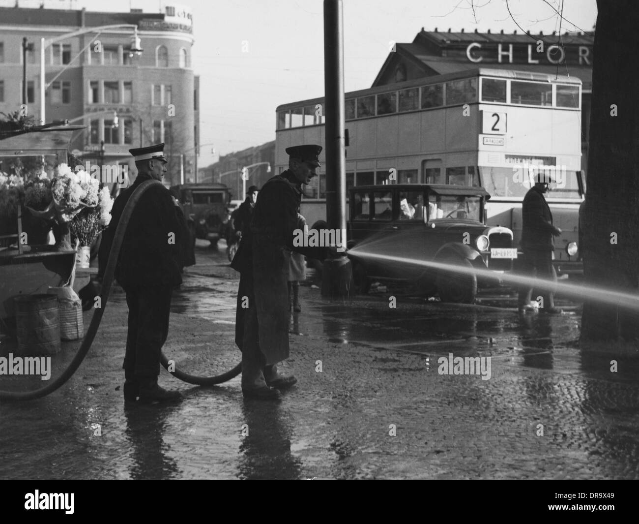 Berlin 1930s - Stock Image