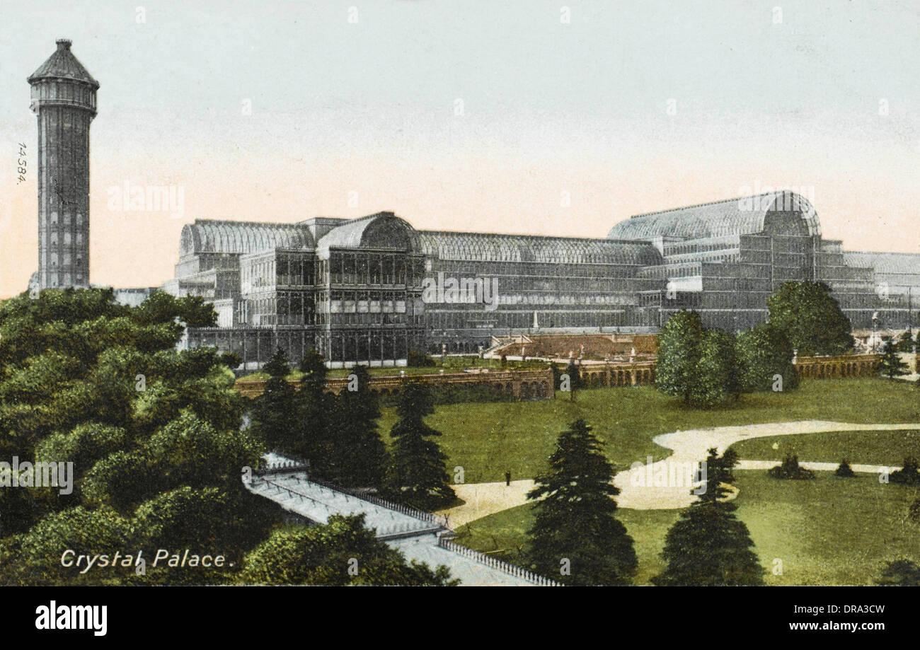 Crystal Palace, Sydenham - Stock Image