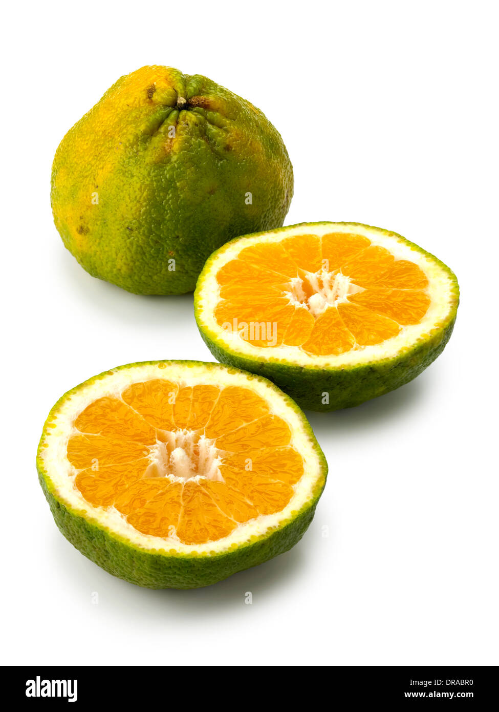 ugli fruit - Stock Image