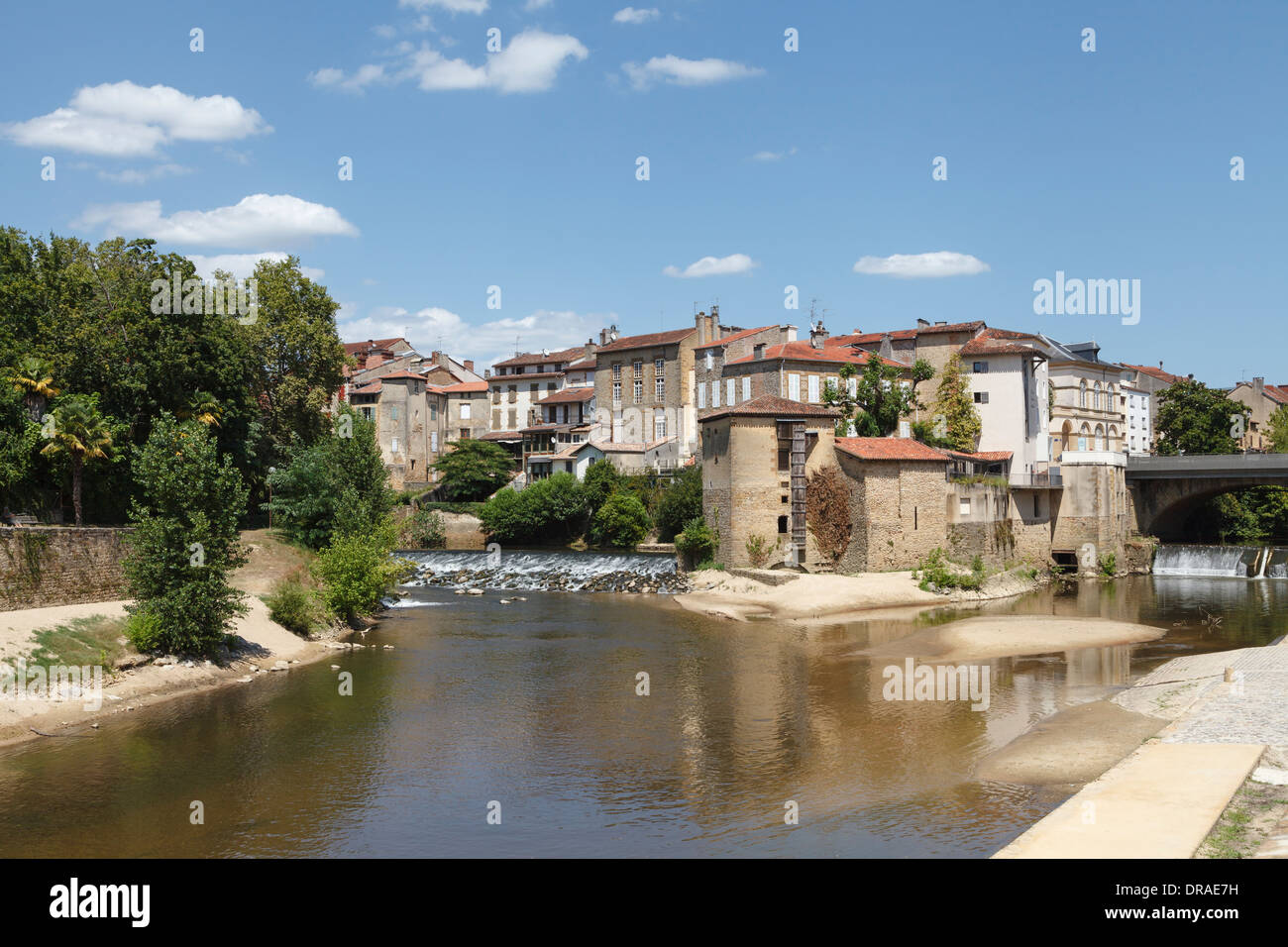 the confluence of the douze and midou rivers at mont de marsan stock photo 65998901 alamy. Black Bedroom Furniture Sets. Home Design Ideas