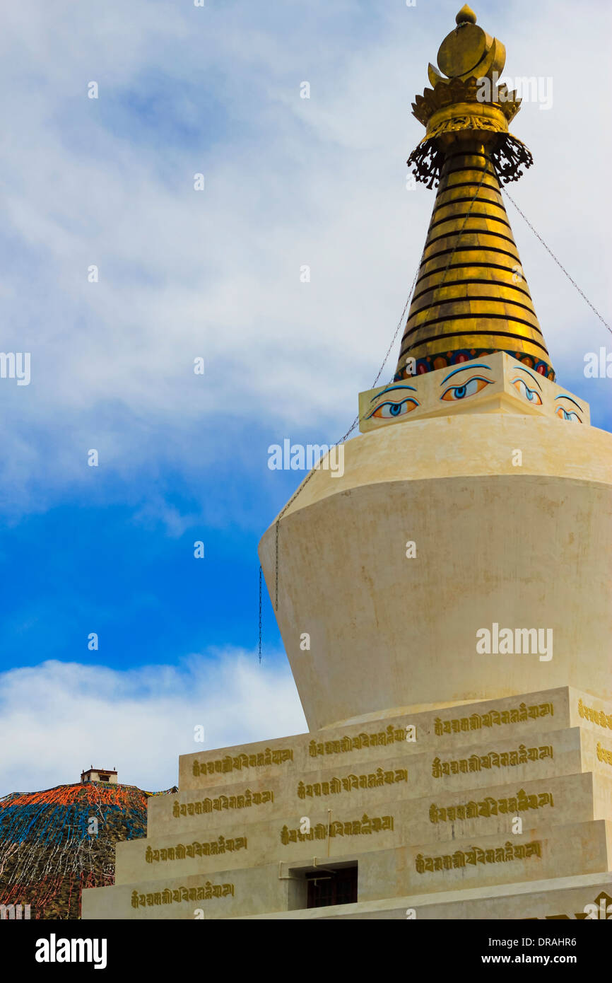 Jokhang Temple in Tibet, China - Stock Image