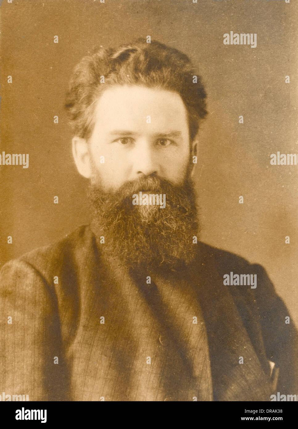 Vladimir Galaktionovich Korolenko - Stock Image