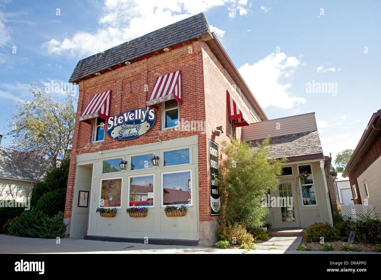 Stevelly S Steak Seafood Restaurant Battle Lake Minnesota