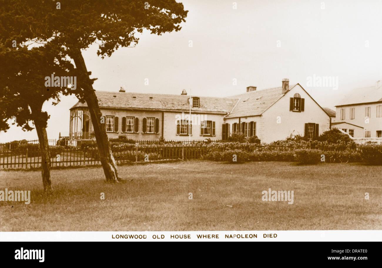 Beautiful Longwood House, St Helena