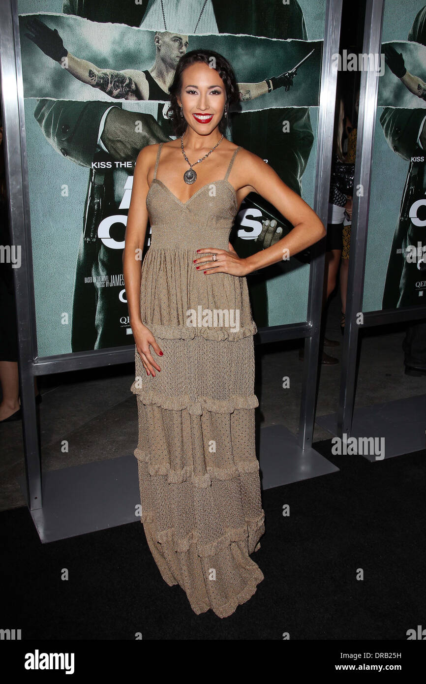 Marisa Quinn at the 'Alex Cross' Los Angeles Premiere, Arclight, Hollywood, CA 10-15-12 - Stock Image