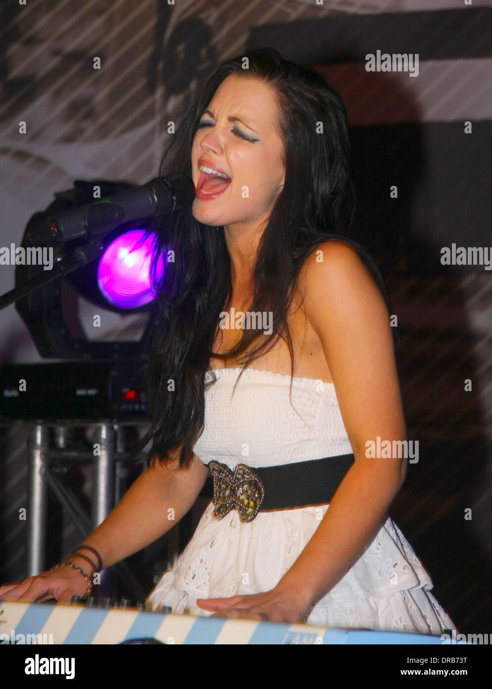 I am Tich The Grand Prix Ball 2012 held at The Hurlingham Club London, England - 05.07.12 Stock Photo