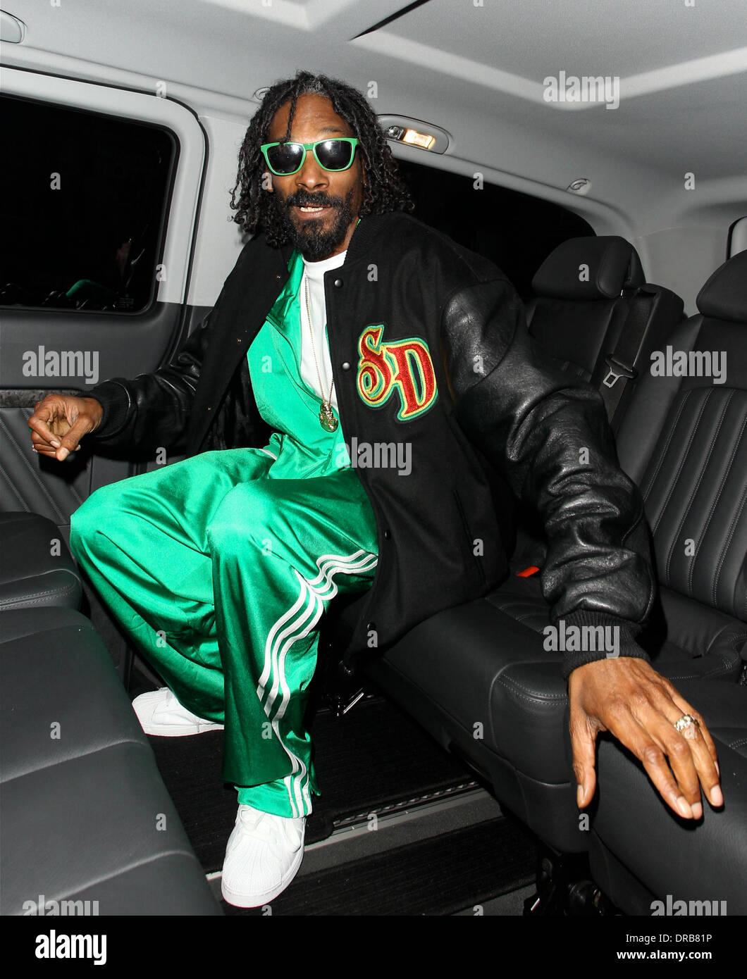 Snoop Dogg Leaving The Box Club At 530 Am London England 0707