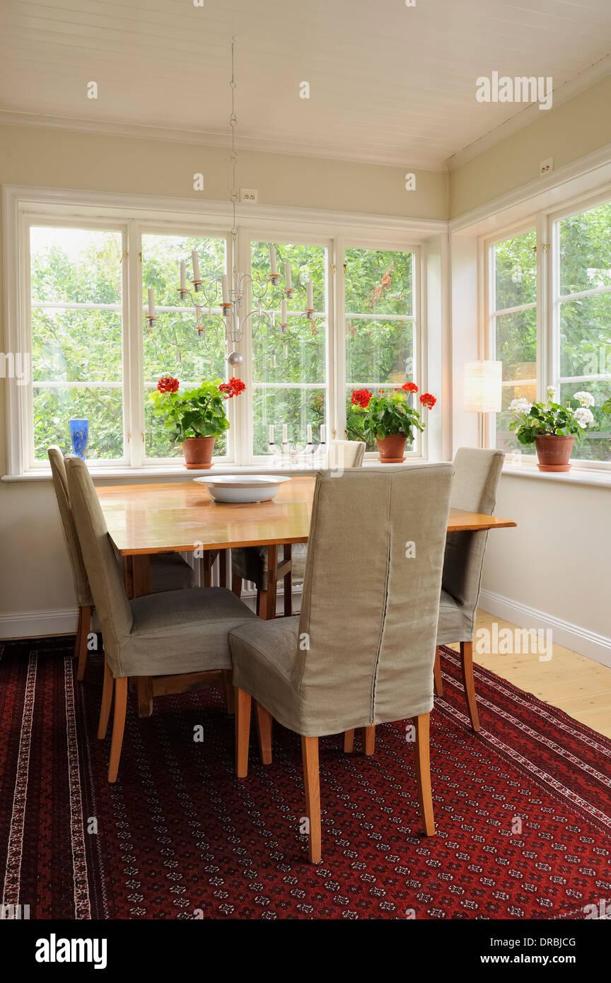 Home interior design - Stock Image