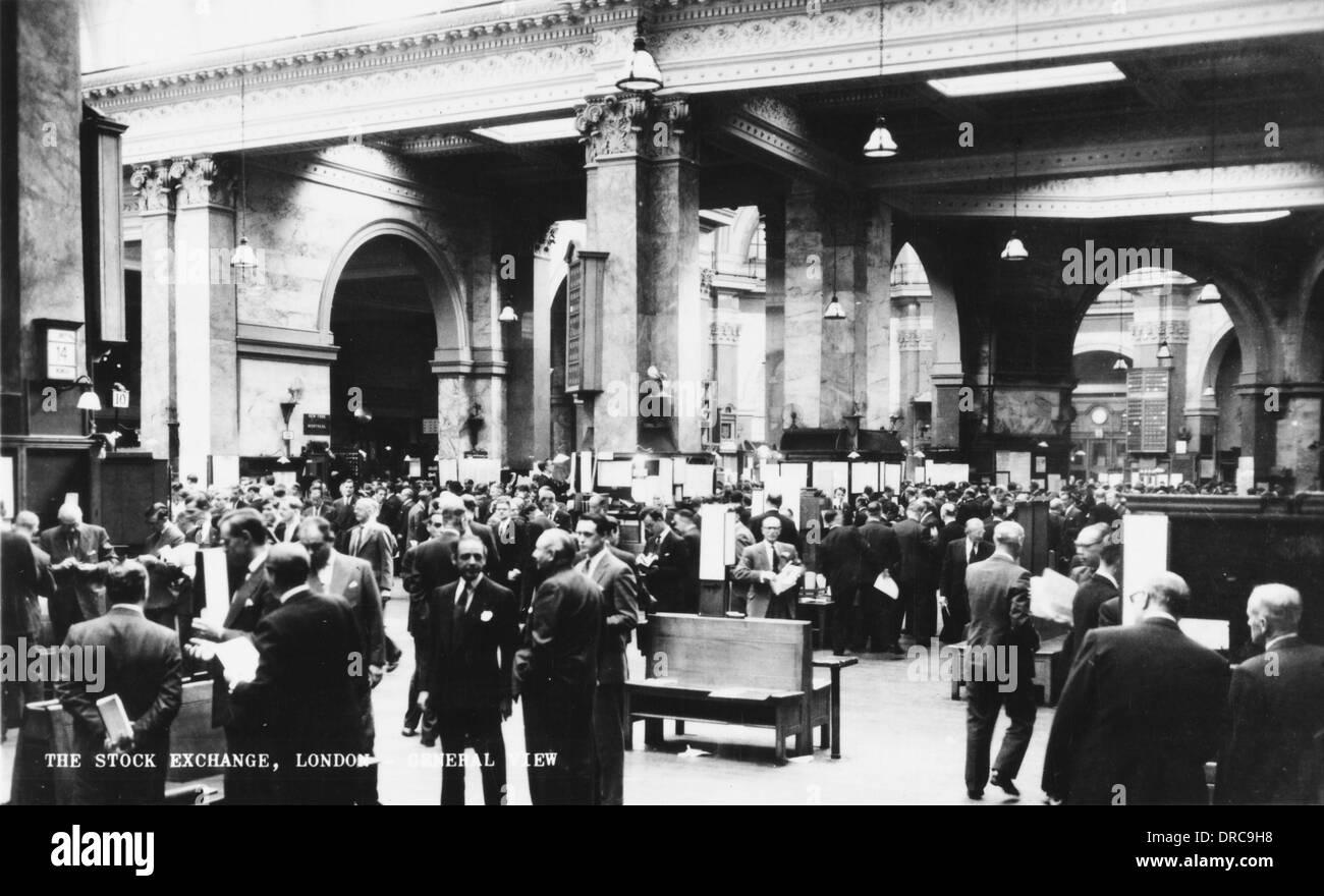 Trading Floor London Stock Exchange Stock Photos Amp Trading