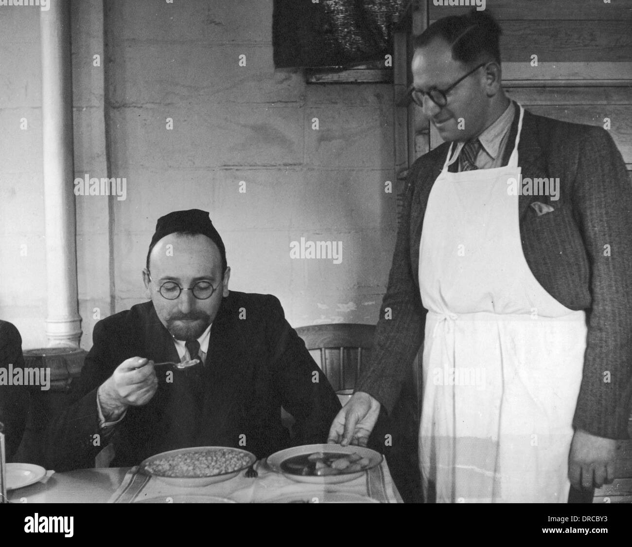 Kitchener Camp WWII - Stock Image