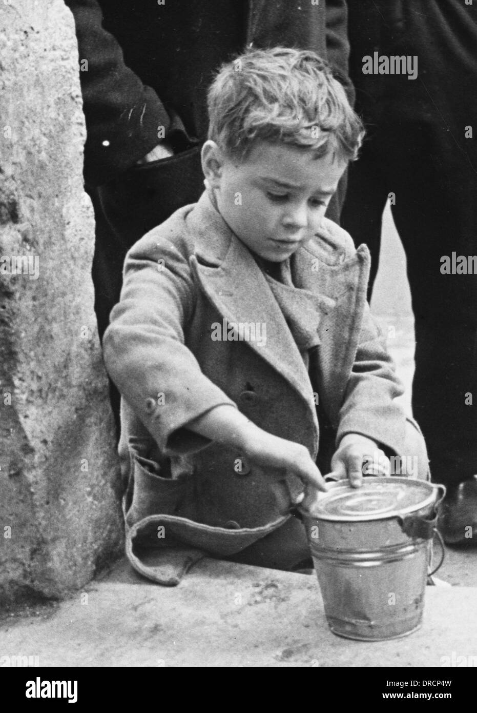 France WWII - Stock Image
