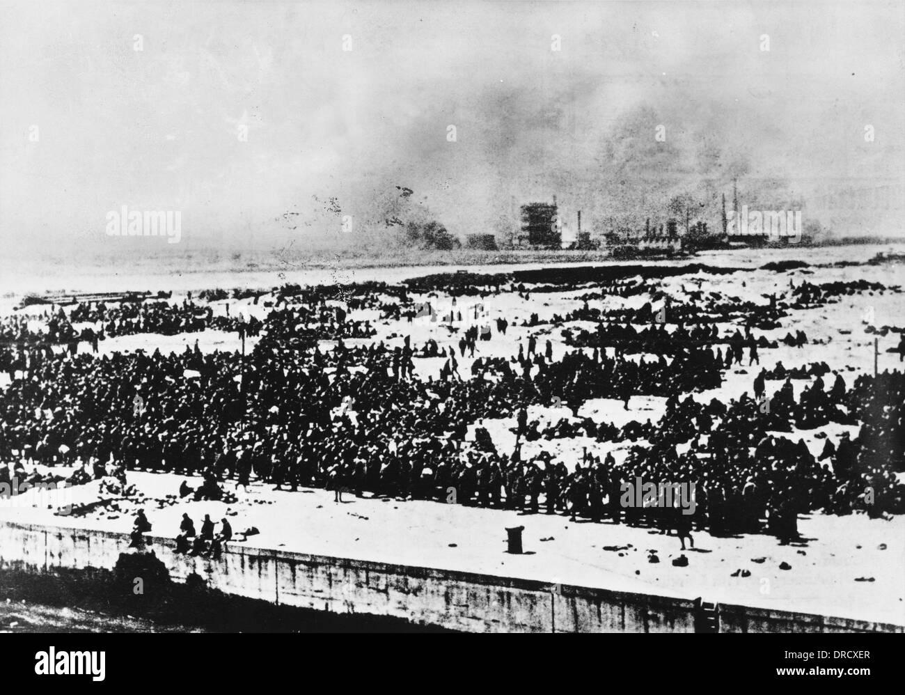 Dunkirk evacuation WWIIStock Photo