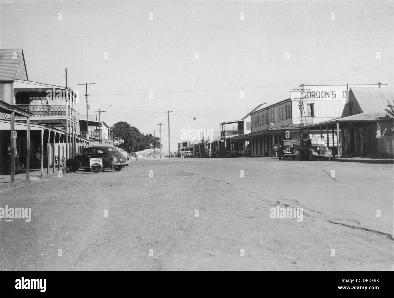 Darwin, C. 1930s - Stock Image