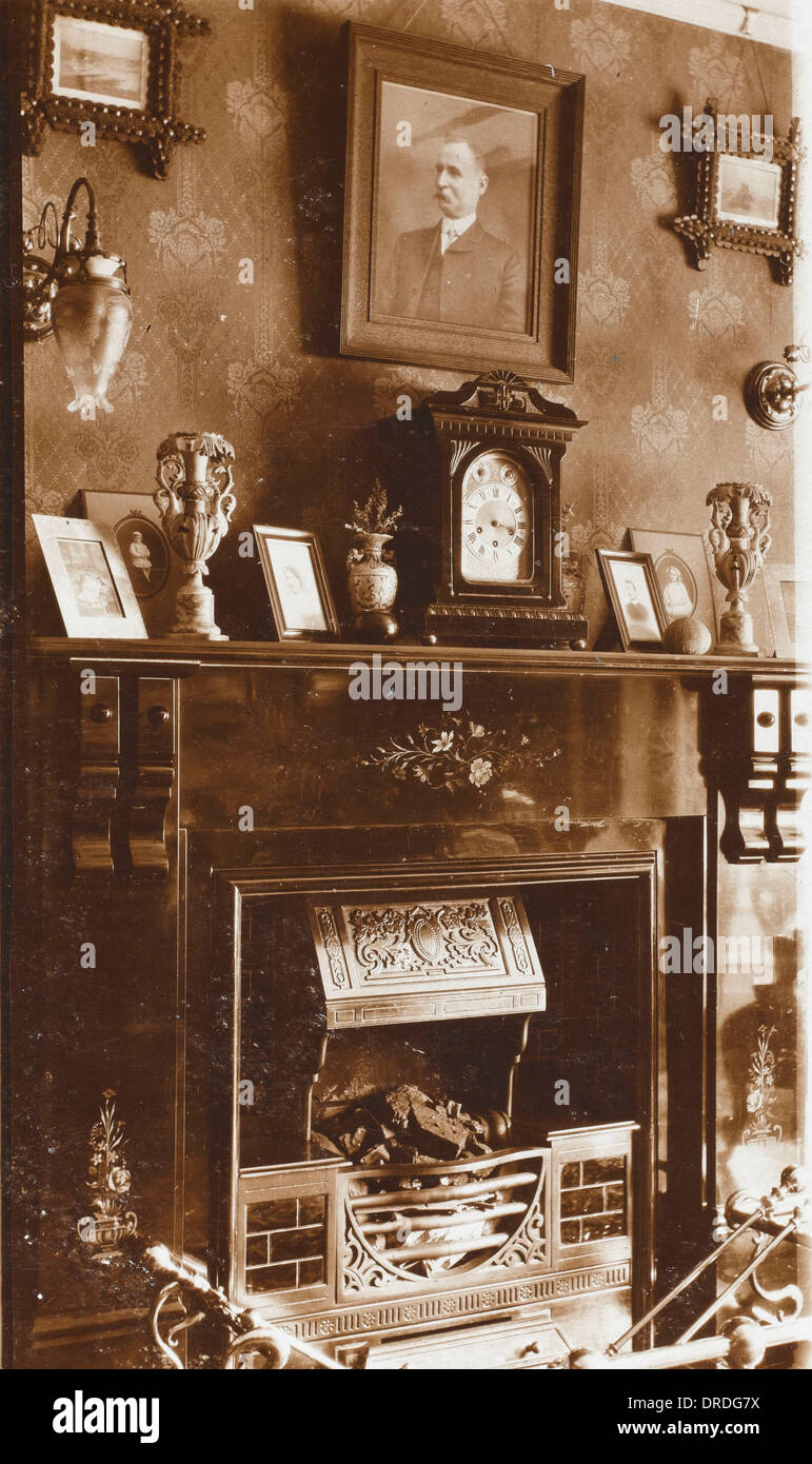 Victorian Interior   Hubert Congreve   Stock Image