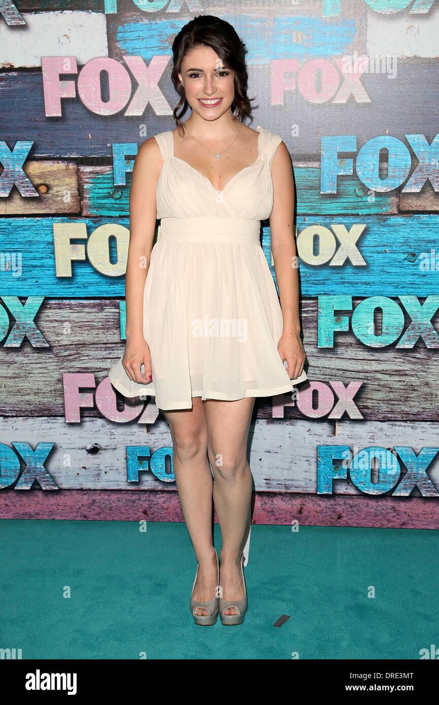 Daniela Bobadilla Fox All-Star Party held at the Soho House Stock ...