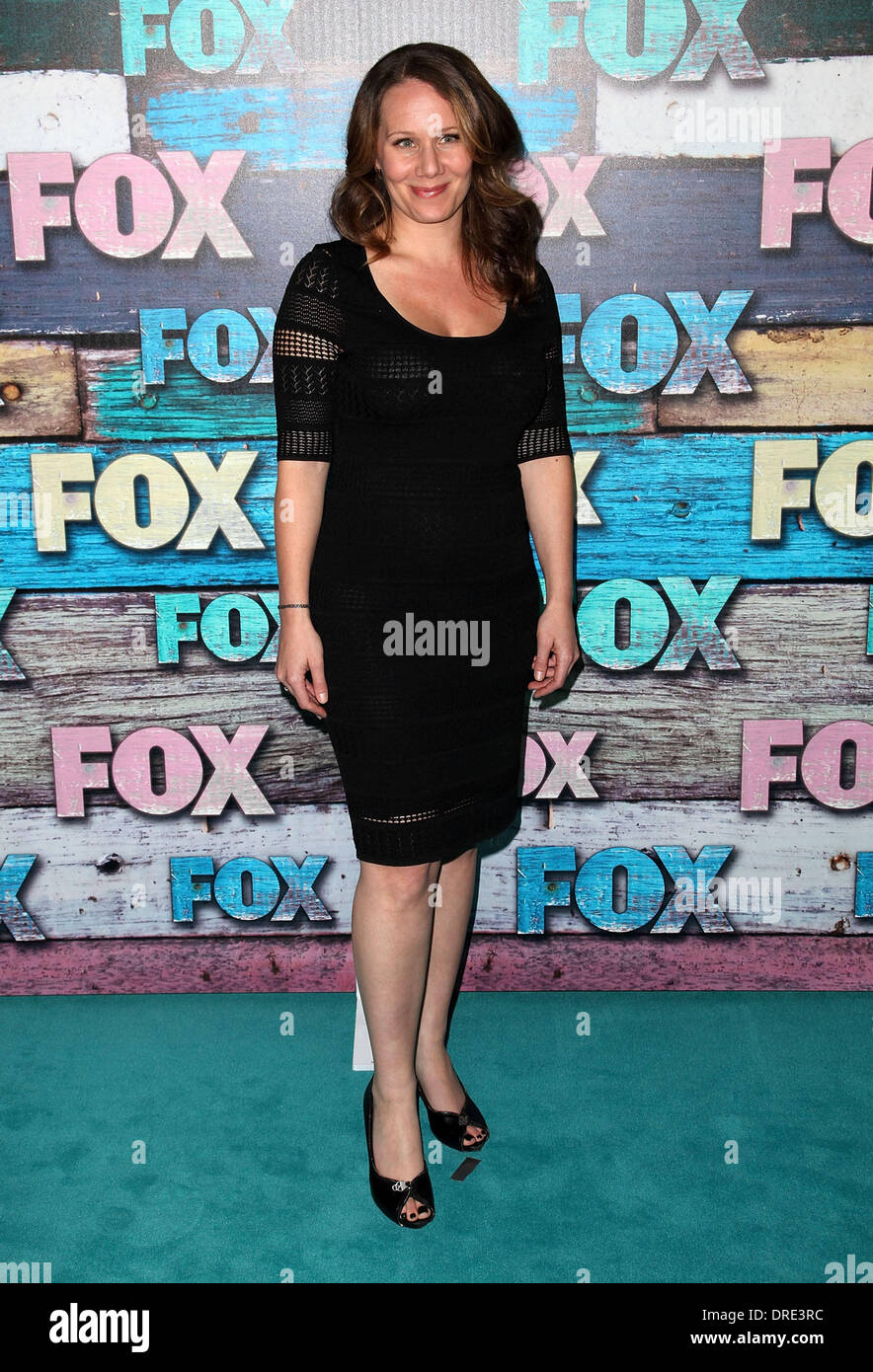 Dana Fox Fox All-Star party held at Soho House - Arrivals Los Stock ...