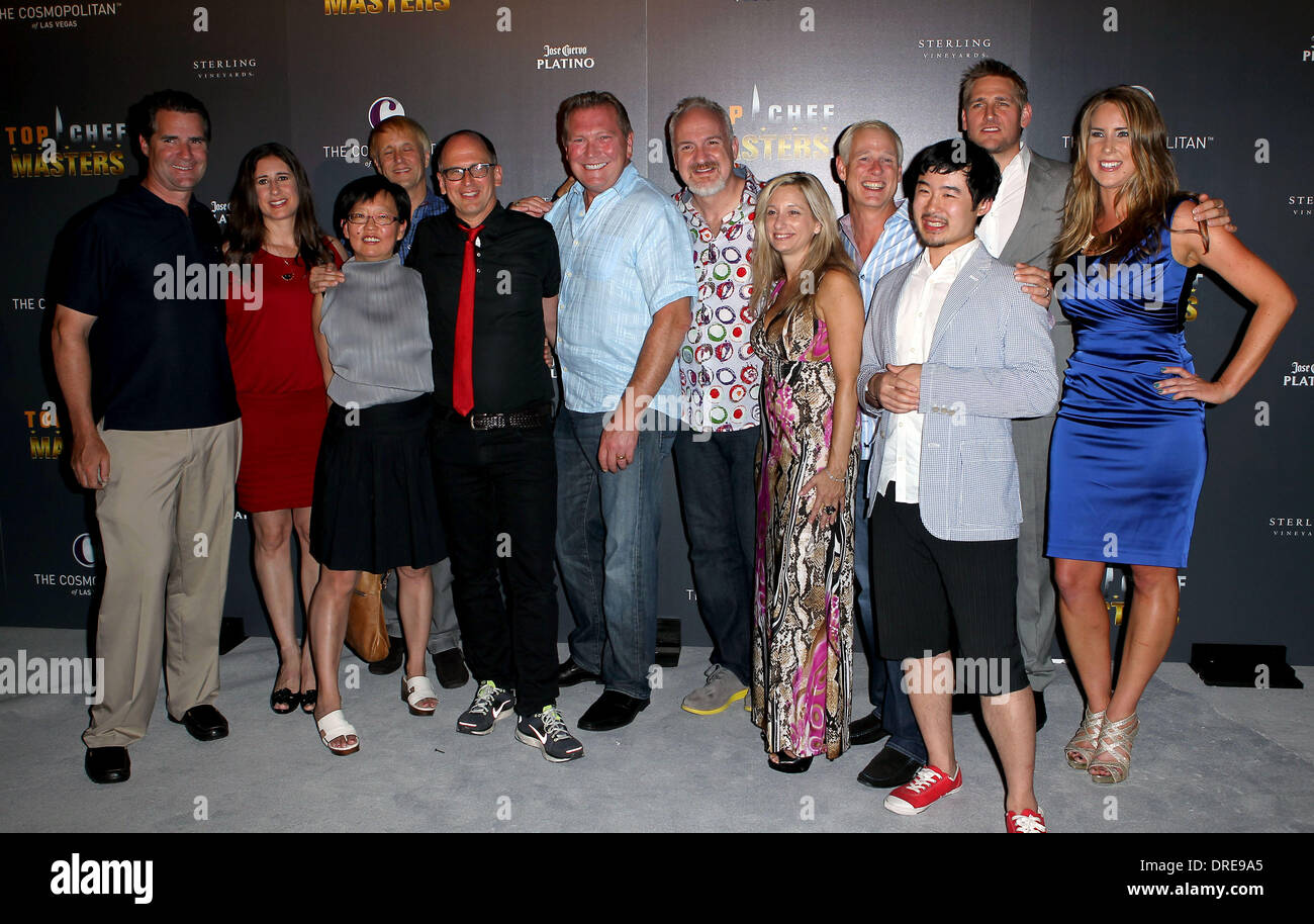 The Cast of Top Chef Masters Season 4