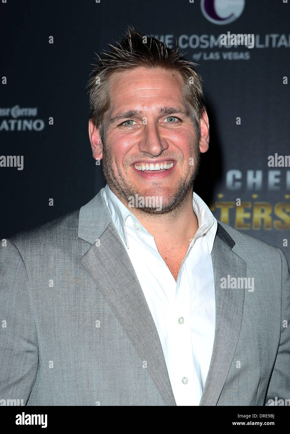Curtis Stone 'Top Chef Masters' Season 4 Premiere Party held at The Cosmopolitan Las Vegas, Nevada - 25.07.12 - Stock Image