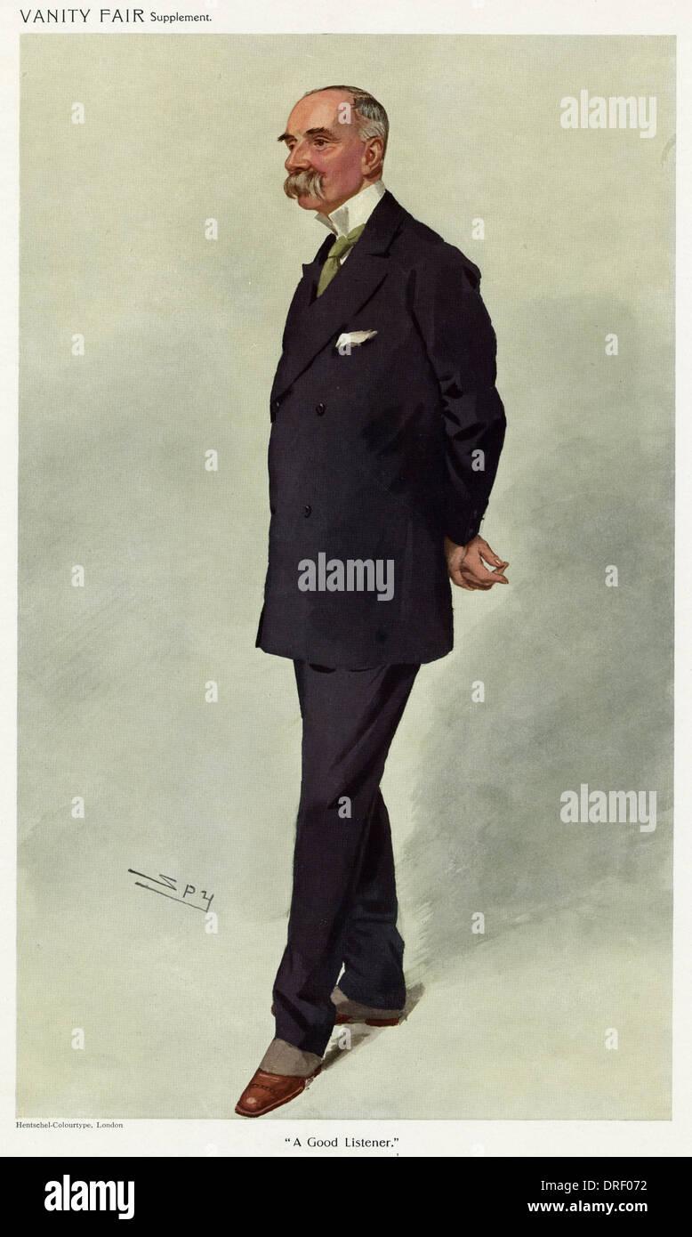 Raymond Blathwayt, Vanity Fair, Spy - Stock Image