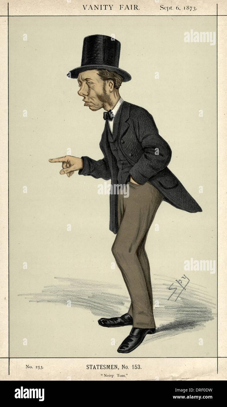 Thomas Collins MP, Vanity Fair, Spy - Stock Image