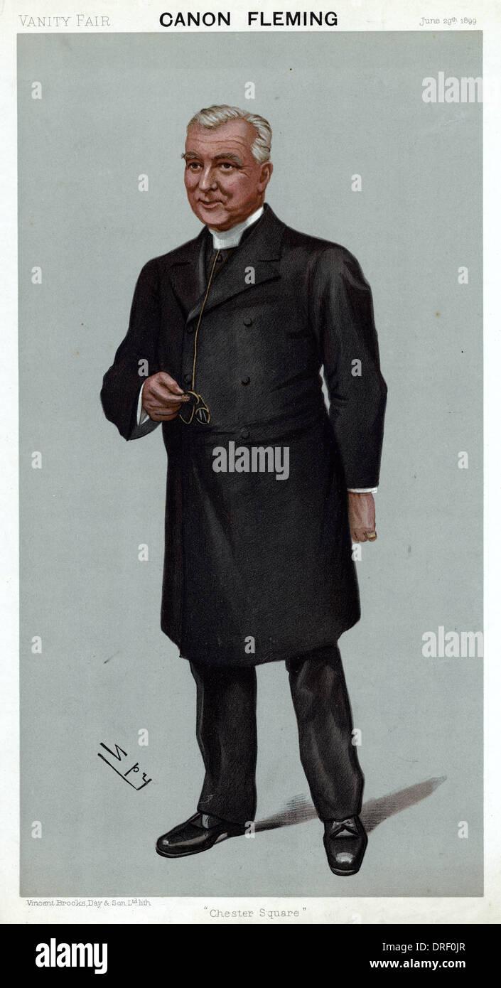 Canon Fleming, Vanity Fair, Spy - Stock Image