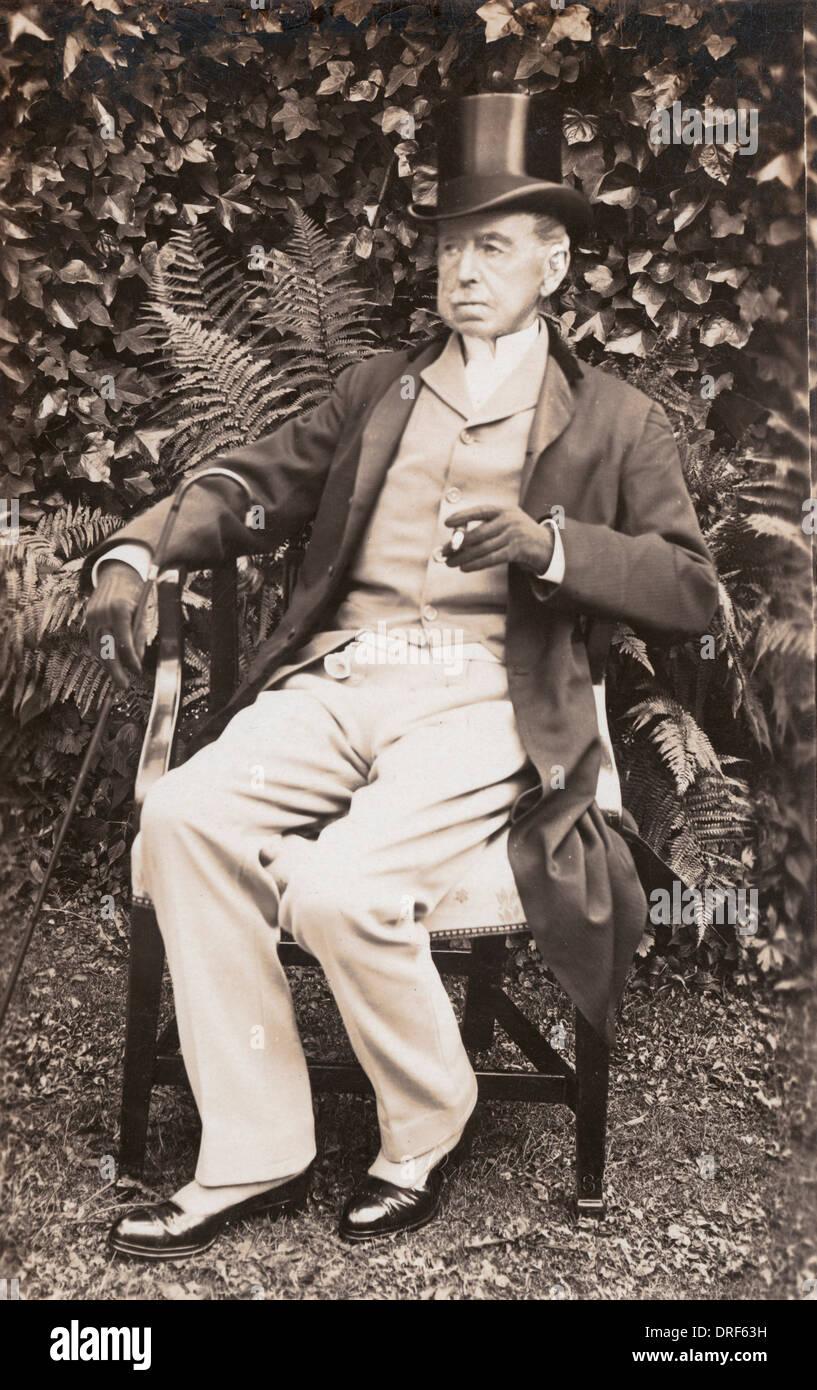 Sir Watler Gilbey Stock Photo