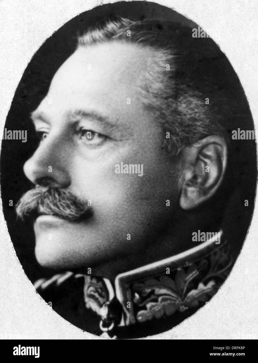 General Sir Douglas Haig, British army officer - Stock Image