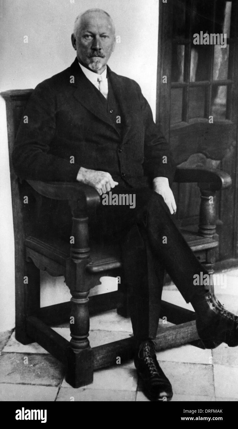 General Jan Smuts - Stock Image