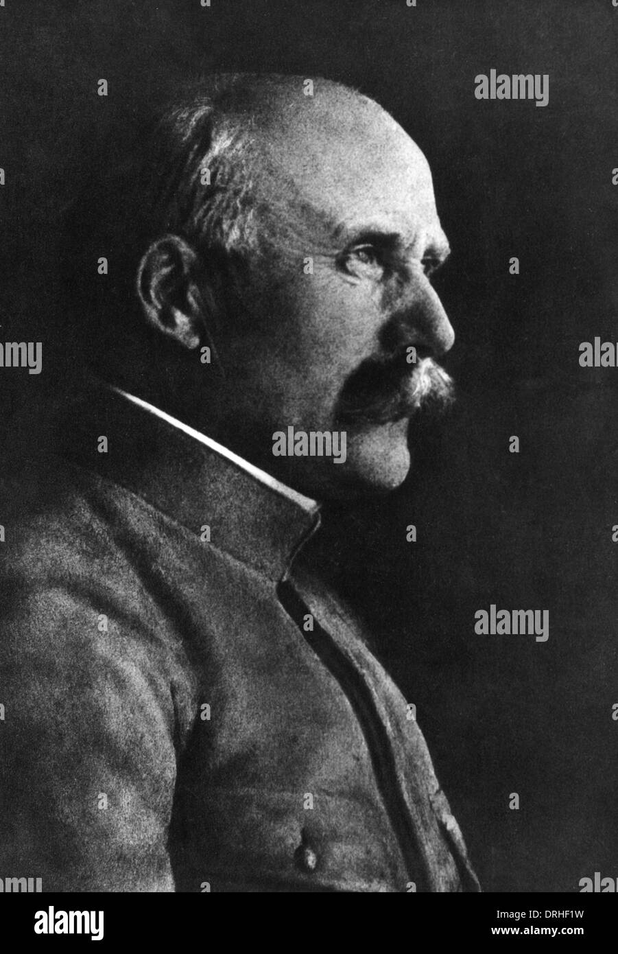 General Petain, French army officer - Stock Image
