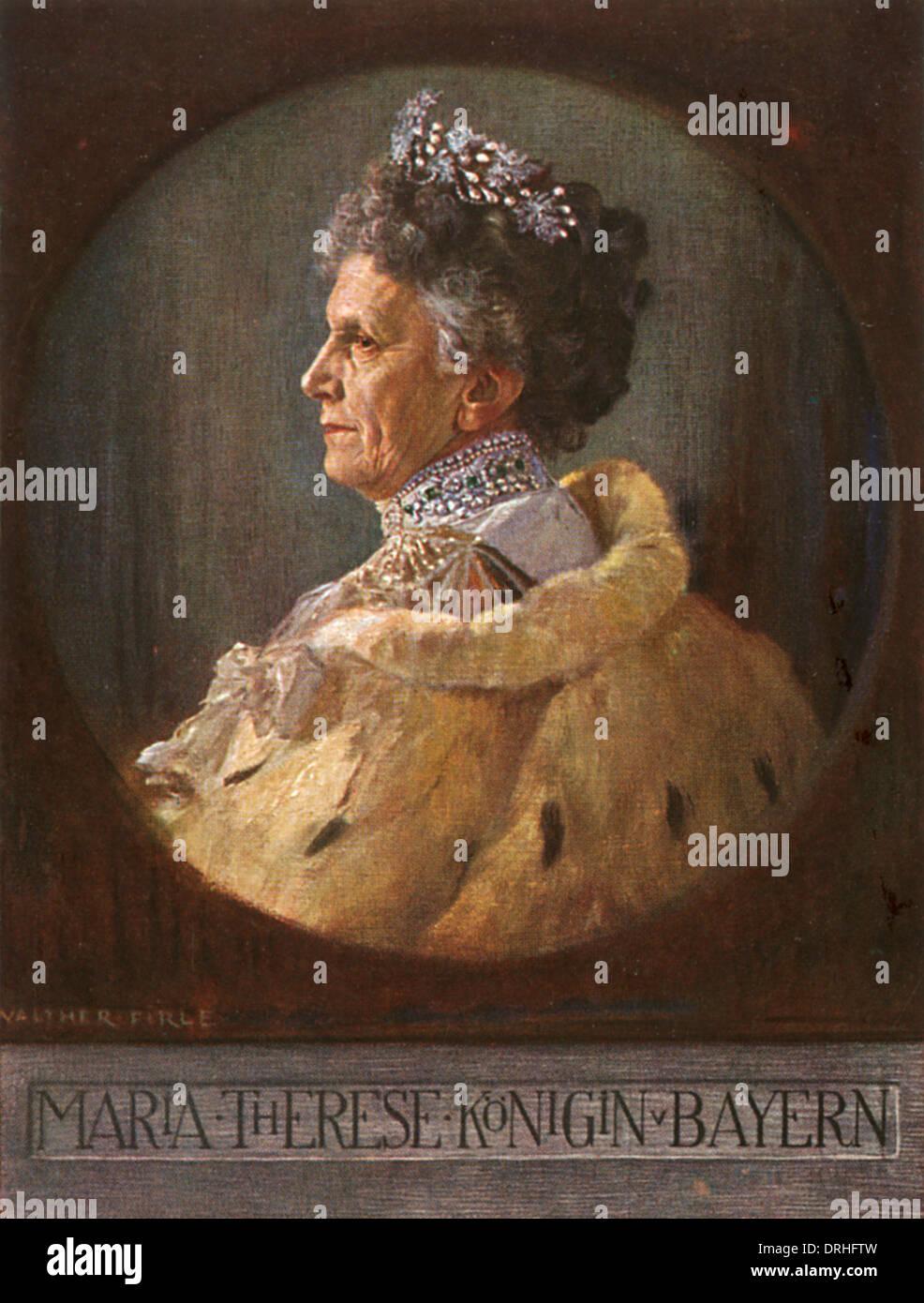 Maria Theresa of Austria Este Queen Consort of
