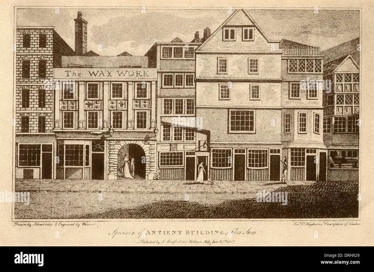 17 Fleet Street, London - Stock Image