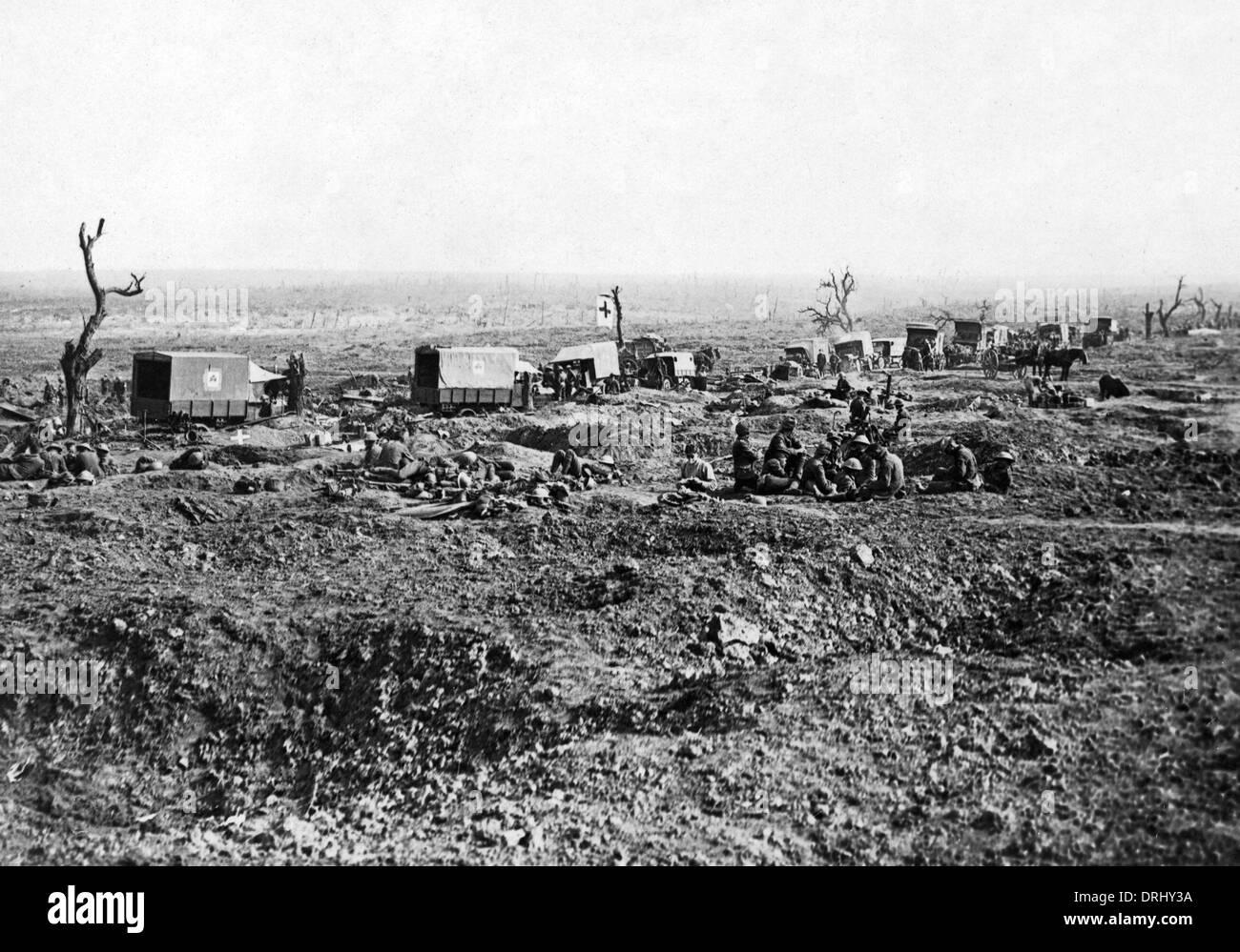 World War One - Stock Image