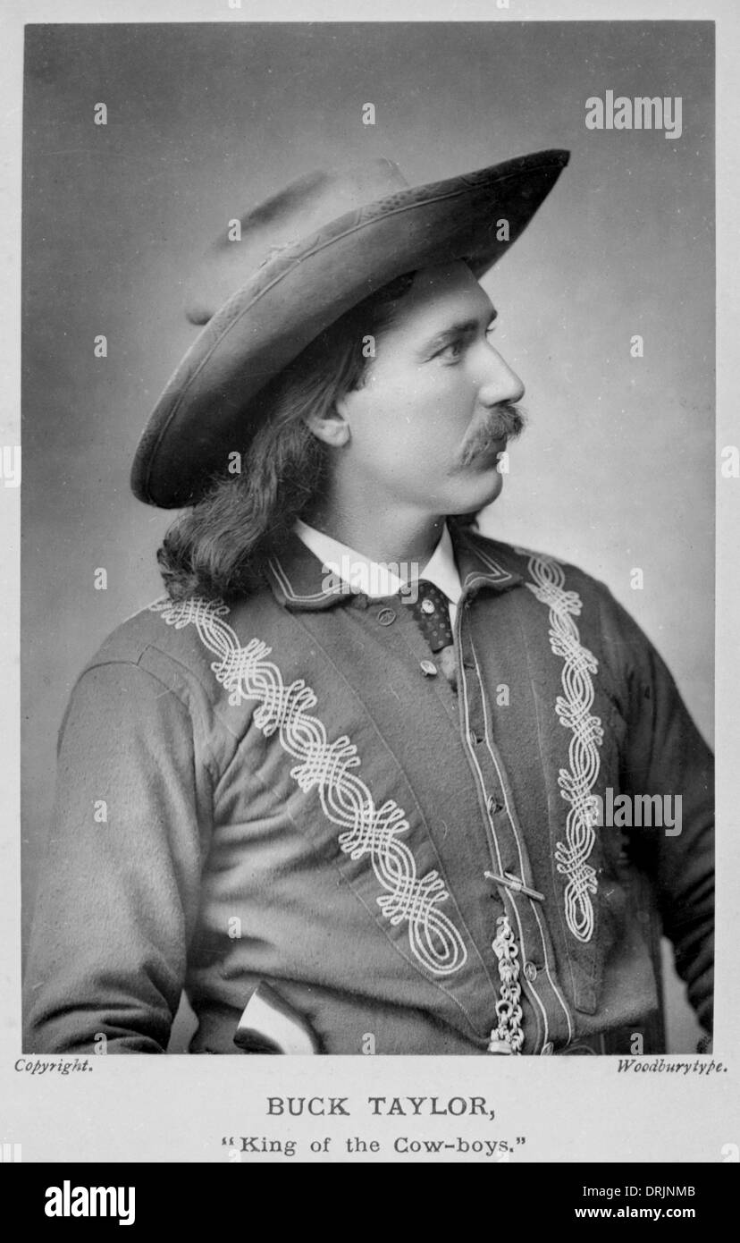 Buck Taylor, - Stock Image