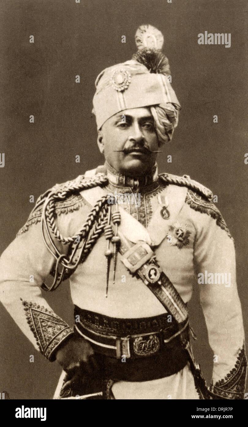 portrait of sir pertab singh