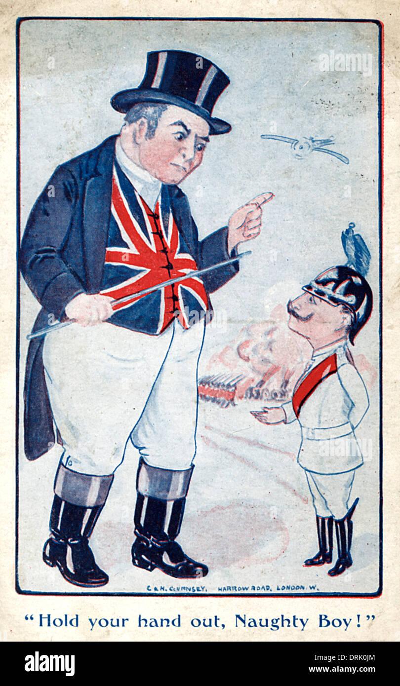 Naughty british males