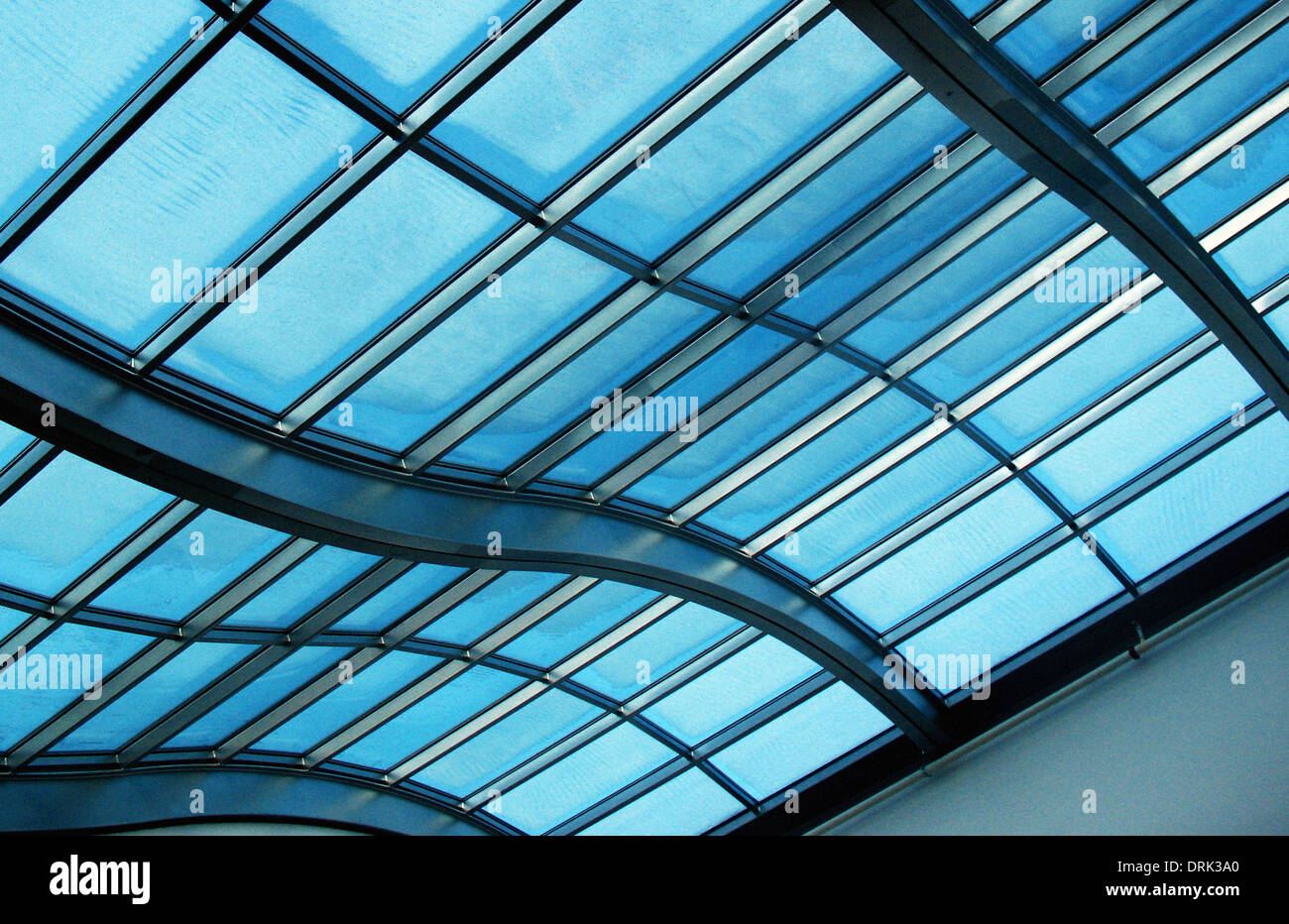 abstract architectural detail - Stock Image