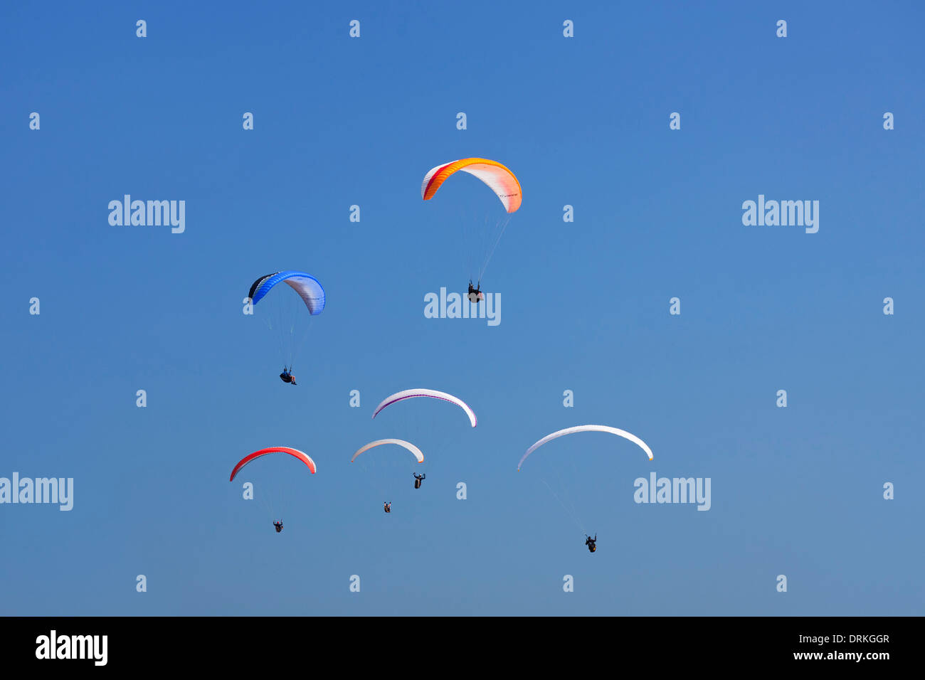 Paragliders Stock Photos & Paragliders Stock Images - Alamy