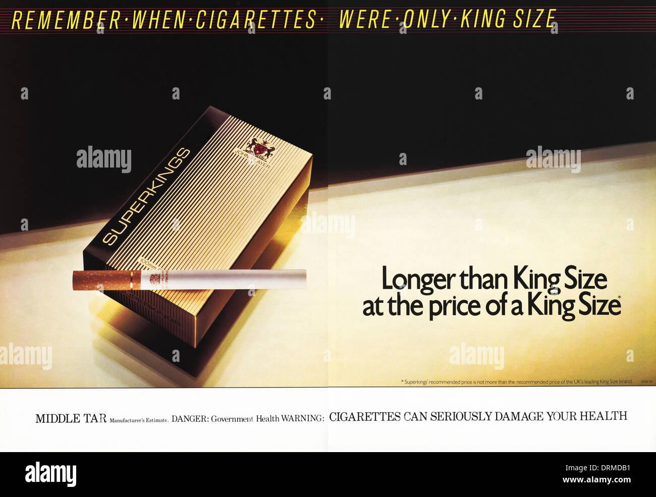 Marlboro southern cut cigarettes nicotine