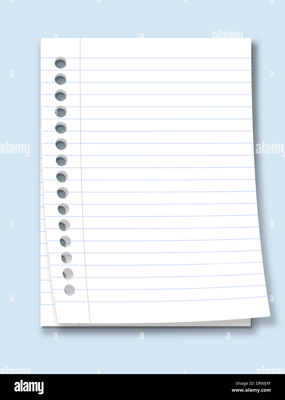 paper - Stock Image