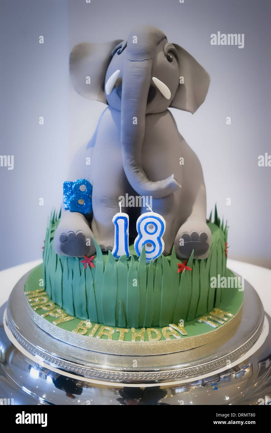 18th Birthday Cake Stock Photos 18th Birthday Cake Stock Images
