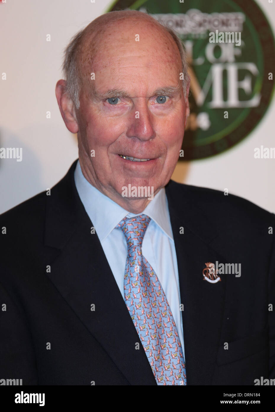 London, UK, 29th January 2014 Former British racing driver, Richard Attwood, attends MotorSport Magazine Hall of Fame award ceremony at The Royal Opera House, Covent Garden, London, UK Credit:  MRP/Alamy Live News - Stock Image