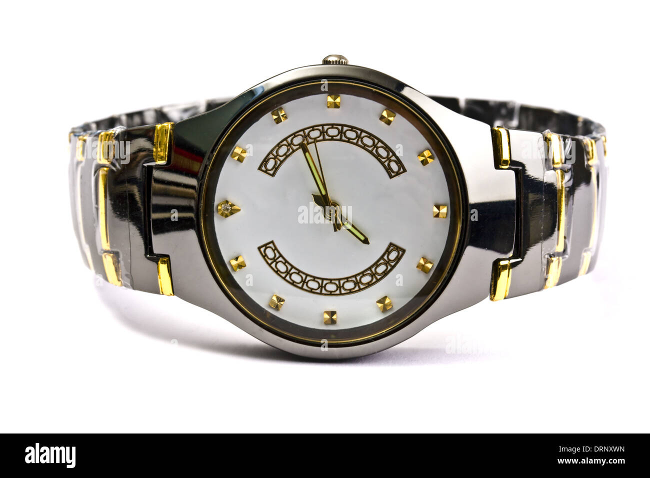 Wristwatch - Stock Image