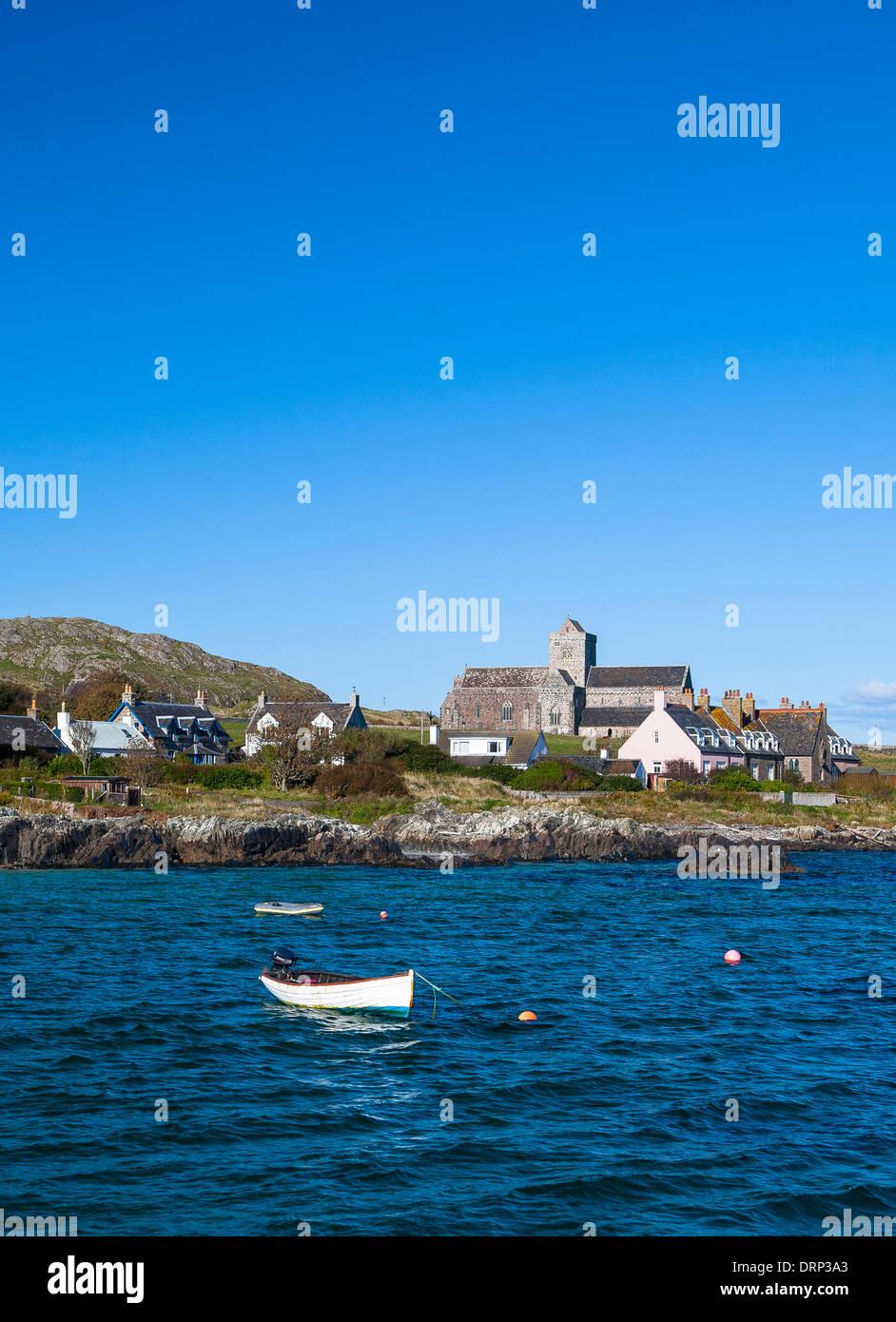 Isle of Iona, Argyll & Bute, Highlands Scotland UK 2013 - Stock Image