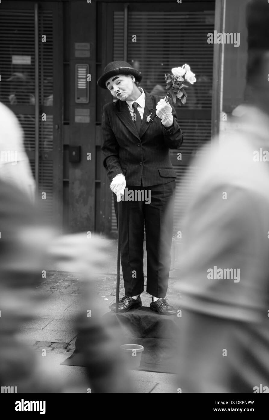 Charlie. Transience. Moment. - Stock Image